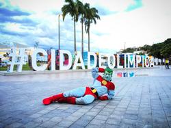 #SexifyTheClimate #CidadeOlimpica