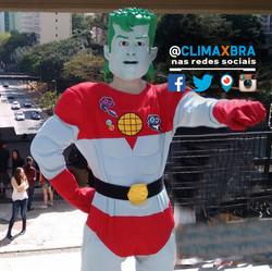 Siga-nos nas redes sociais @ClimaxBr