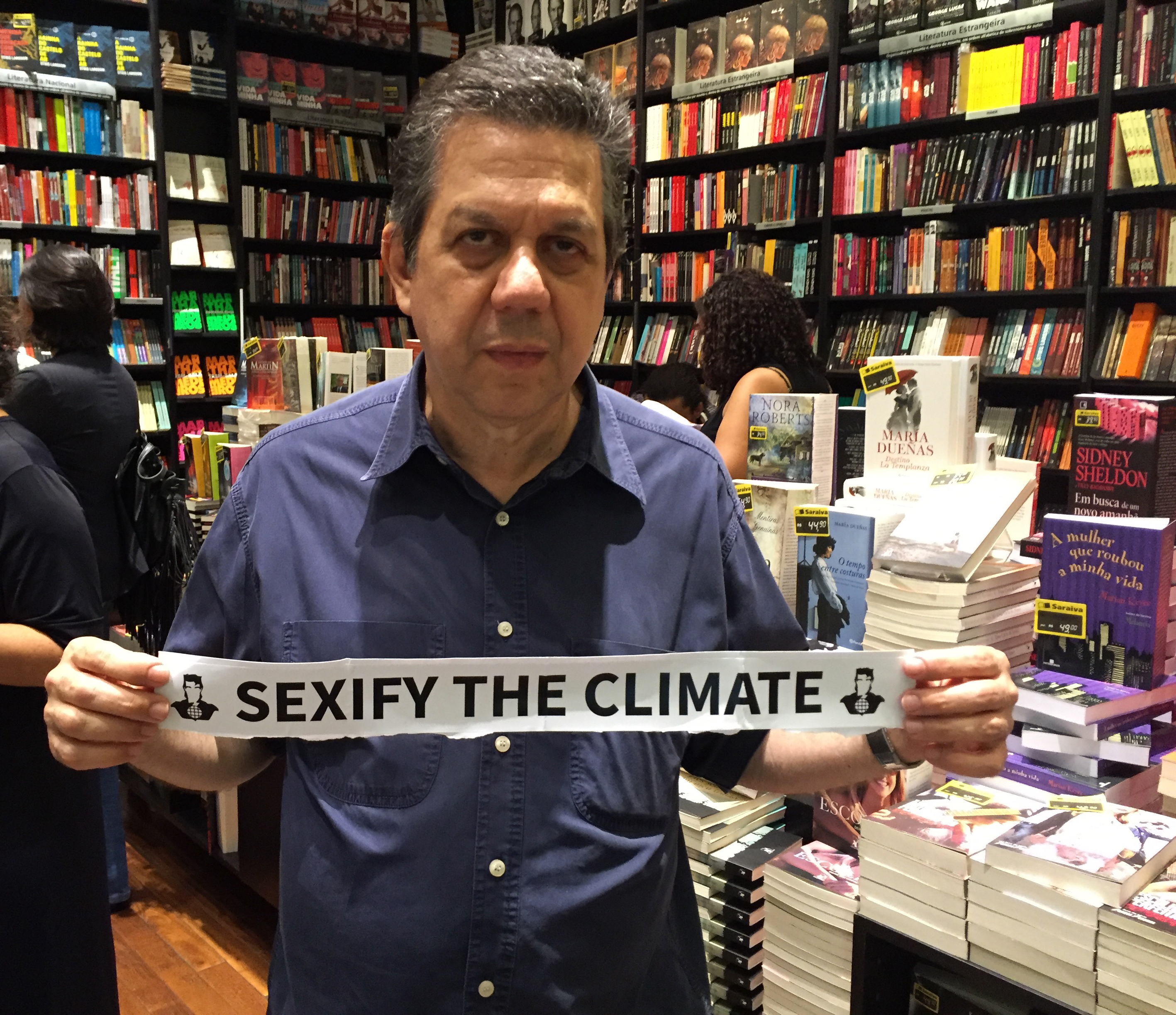 #SexifyTheClimate