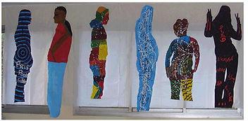 Marianne Talmon, cours, stages de peintures, sculptures, mosaïque, cahiers créatifs, Lyon