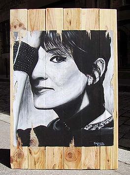Marianne Talmon artiste peintre sculpteurcours et stages peinture, modelage, mosaïque