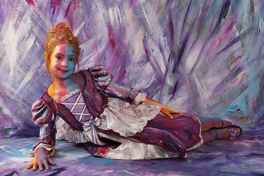 Marianne Talmon, peintures, sculptures, Body art, Lyon