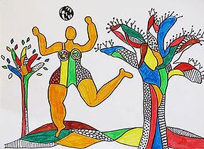 mariannetalmon.fr Teambuilding Marianne Talmon, cours, stages de peintures, sculptures, coaching créatif, art thérapie Lyon Atelier Bout d'terre