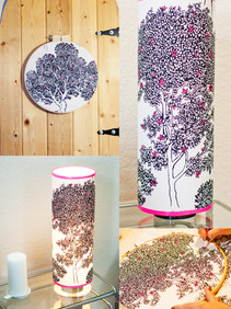 A Tree For My Lampshade