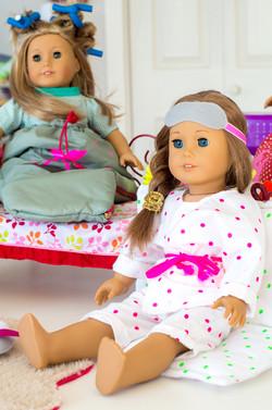 Doll pajama