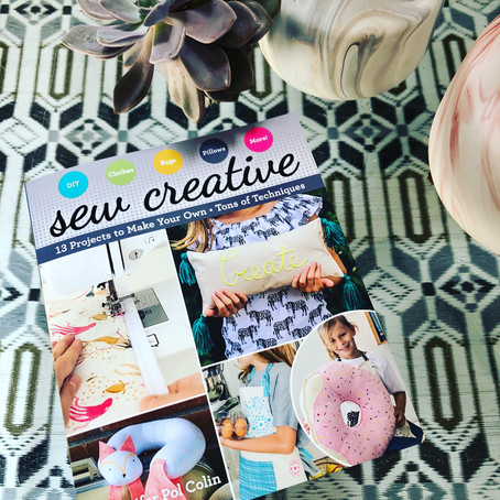Sew Creative - A book to sew playfully!