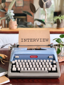 INTERVIEW by The Crafter's Box
