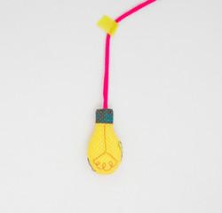 Fabric light bulb