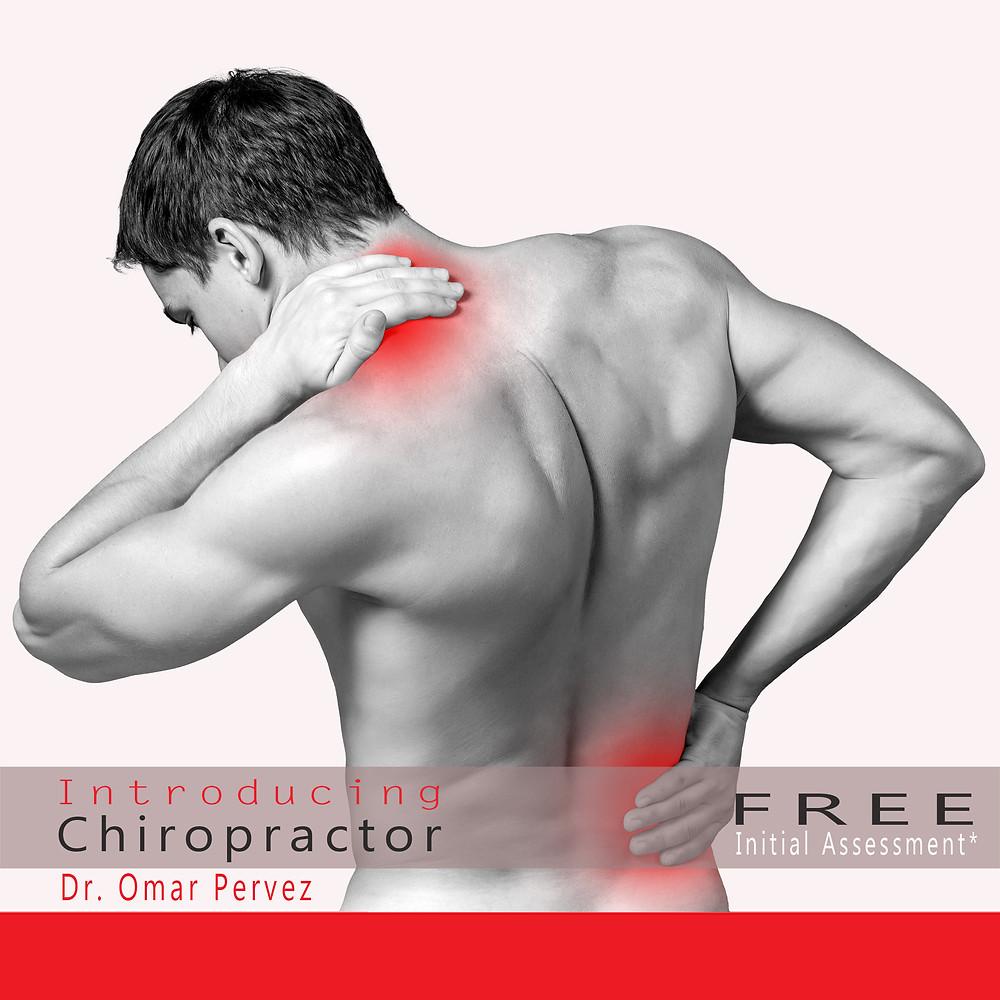 Chiropractor at TEAL Dr Omar Pervez