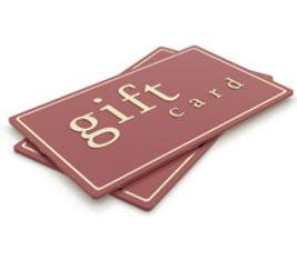 TEL's Gift certificate all occasion Ottawa