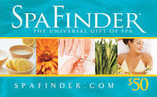 Spafinder.com gift certificate honored at TEAL, Ottawa