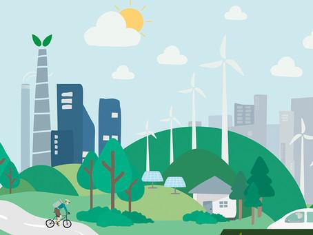 As cidades mais sustentáveis do mundo