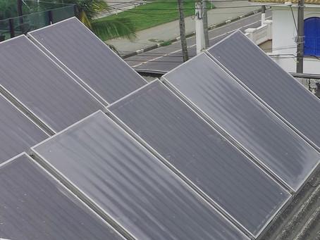 Aquecedor solar: qual a melhor época?