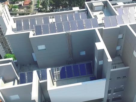 Estados que mais utilizam energia através de raios solares