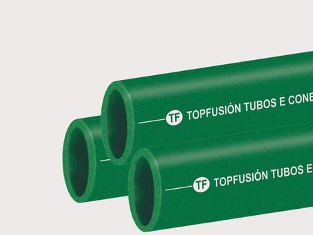 O que é tubo PPR Verde?