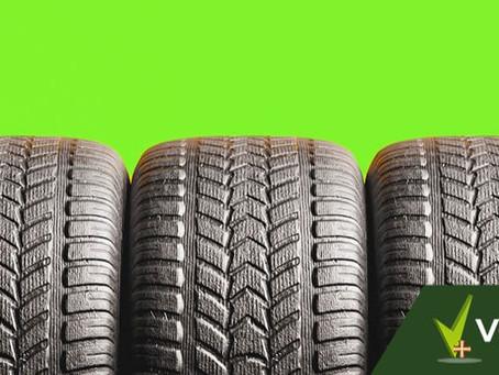 Como funciona a reciclagem de pneus?