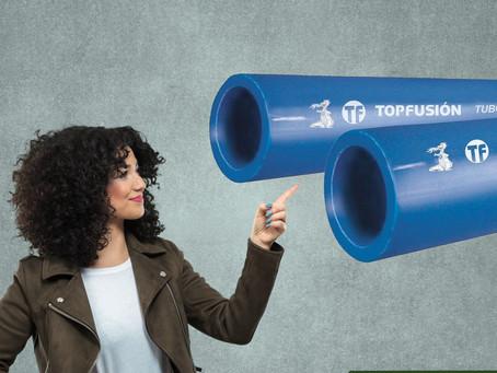 Tubo PPR é na Velp Mais
