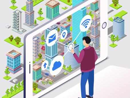 As transformações digitais nas cidades