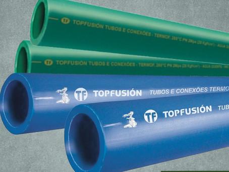 Comprar Tubo PPR Verde ou Azul?