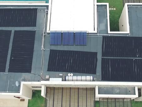Aquecedores solares, como funcionam?