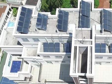 As maiores qualidades do aquecedor solar