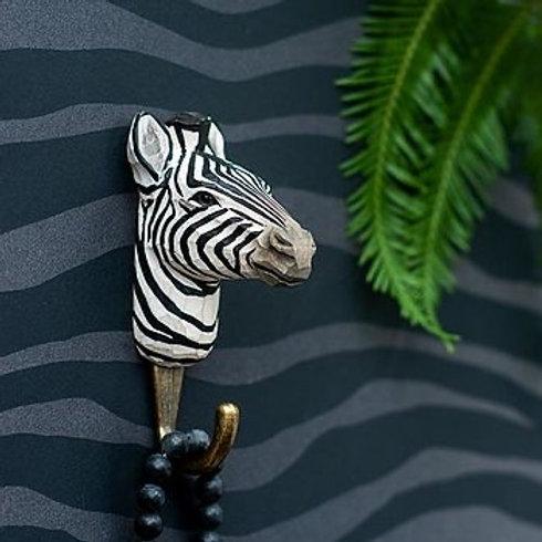 Zebra Kledinghaak