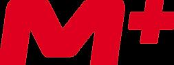 NIU M+ Logo Rot