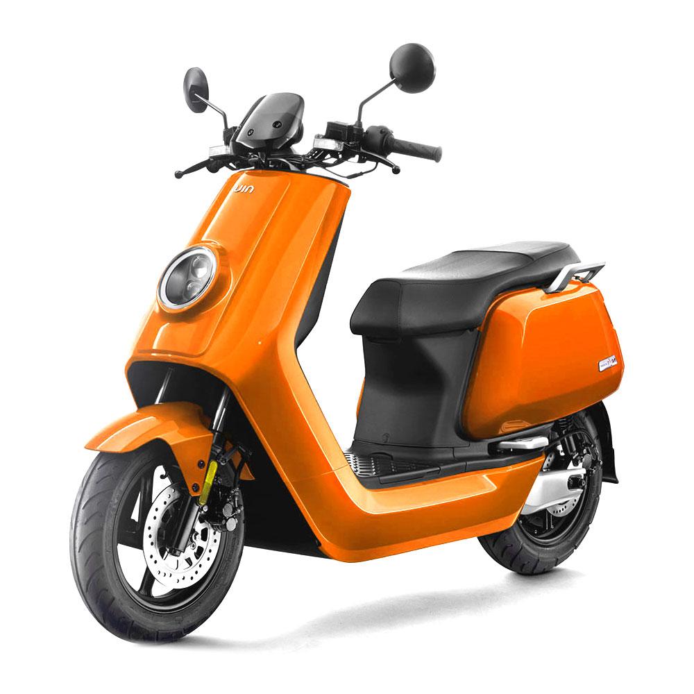 NIU N Sport | Candy orange