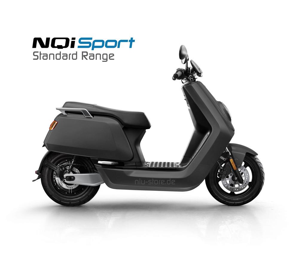 NIU NQI Sport 6026 Standard Range - Modell 2021 aus dem NIU Store Frankfurt