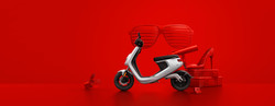 NIU M1 Pro Escooter