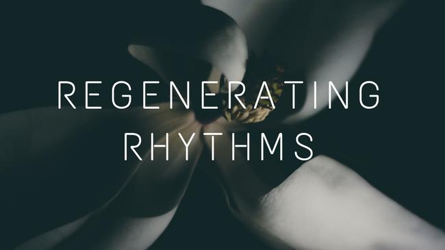 Regenerating Rhythms online