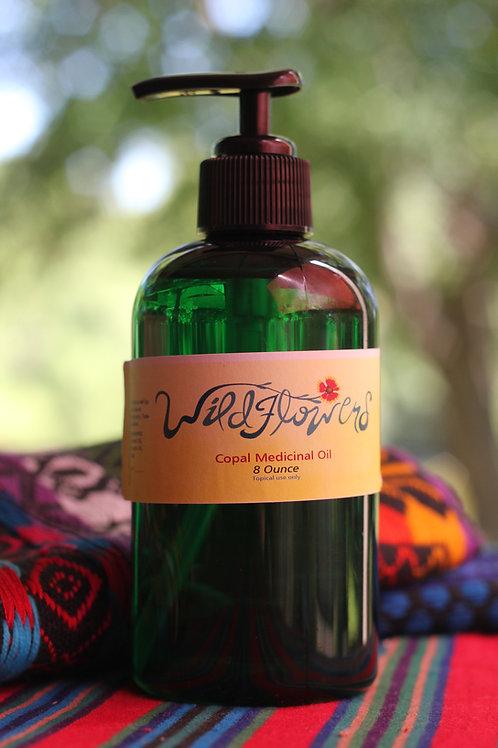 Copal Oil by Casa Mascia, Toledo Belize