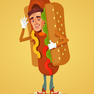 Boundaries in Business: I don't wanna wear that hot dog costume