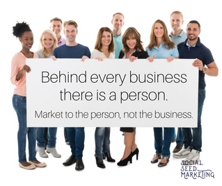 Authentic Marketing: Behind Every Business, There's a Person