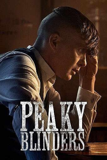 Peaky Blinders Series 5, Netflix, Poster