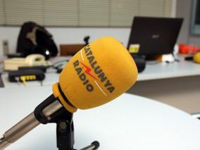 ¡CATALUNYA RADIO nos invita a su programa!