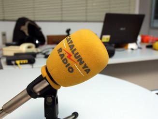 CATALUNYA RADIO invite us to their program!
