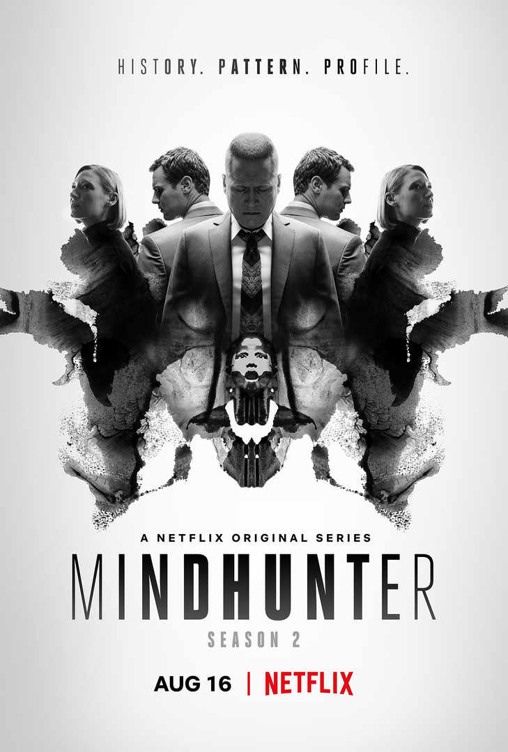 Mindhunter, Netflix, Poster