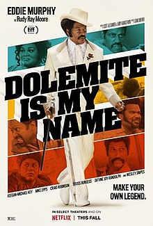 Dolemite is my name, Eddie Murphy, Poster