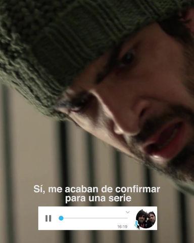 ¡El actor Folco Marchi consigue una serie en Netflix!