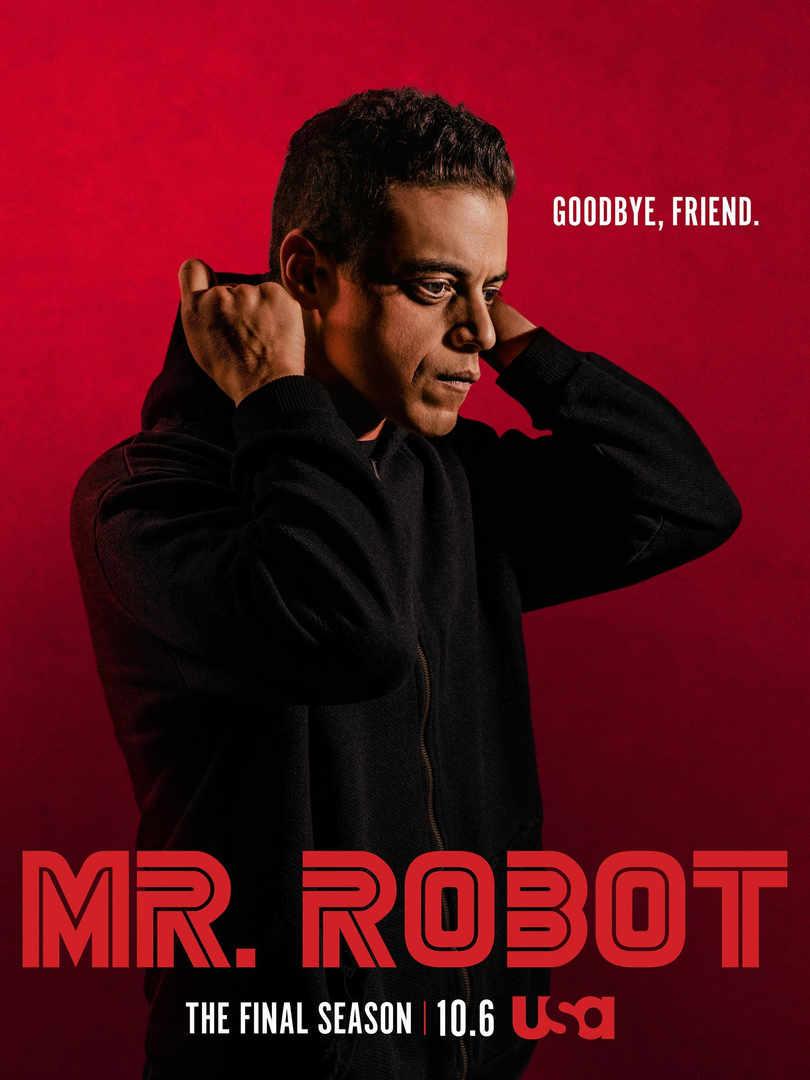Mr Robot, Poster