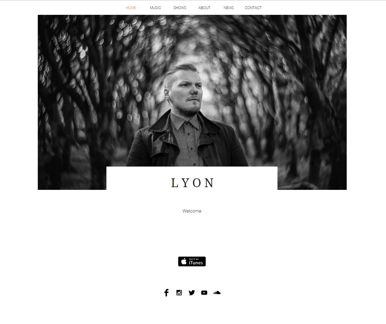 lyon webpage