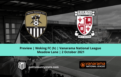Preview | Woking FC (h)