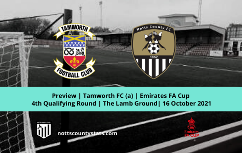 Preview | Tamworth FC (a)