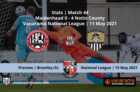 Match 44 - Maidenhead (a)