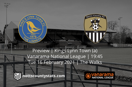 Preview - Kings Lynn Town (a)