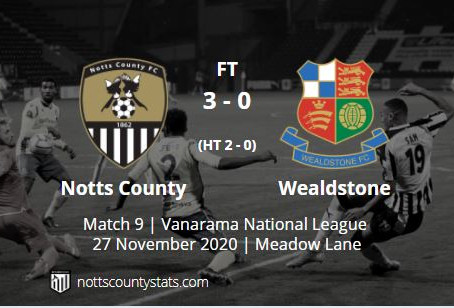 Match 9 - Wealdstone (h)