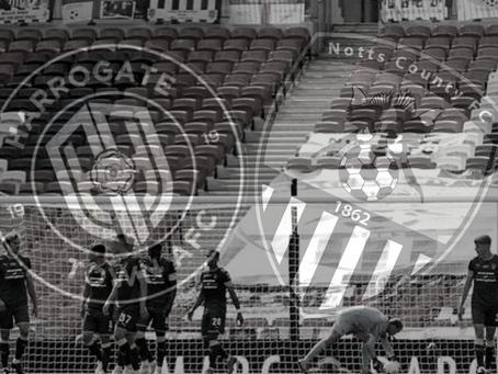 Match 40 - Harrogate Town