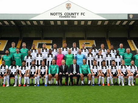 Notts County | Class of 2019/20