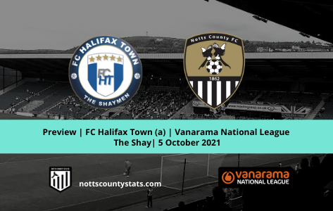 Preview | FC Halifax Town (a)